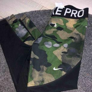 Nike PRO  Tights i camo