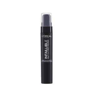 Förbered huden för ytterligare applicering med L'Oreal Paris Ultralätt och återfuktande primer som låter huden andas. Jämnar ut hudytan så att sminket sitter bättre. Tillverkad i en tät formelgel som hydratiserar och utrustar, minimerar synligheten av porer.  (Omslagsbild, samma primer ny tub)  📍 Kicks 149:-. ( Köparen står för frakten 9kr )