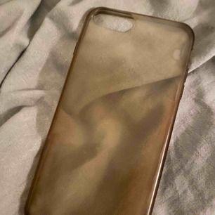 Transparant skal till iPhone 7/8+ Frakt tillkommer (9kr)