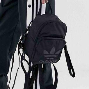 Jättesöt miniryggsäck från adidas!!! Fri frakt💕