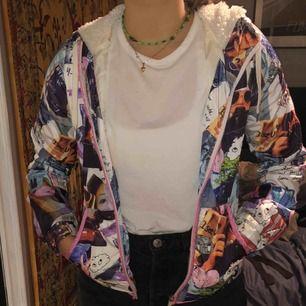 Säljer en as cool jacka med massor detaljer från hm! Inte använd så mycket. Super nice! 100kr + lite frakt. 😊😊