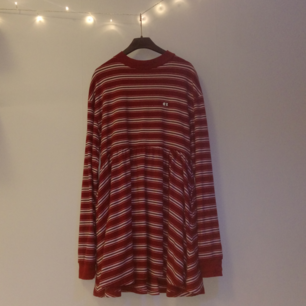 STRIPY LONG SLEEVED SALLY DRESS, Dolls Kill. Nypris $105.00. Perfekt skick, använd en handfull gånger.