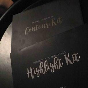 Helt nytt,highlighter kit och contour kit Köparen står för frakt💖