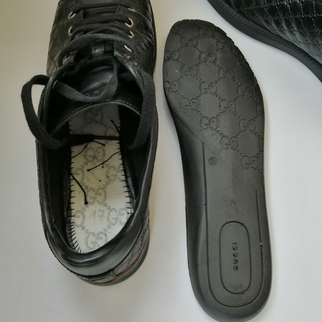 Gucci shoes unisex, Excellent condition, full set box and dustbag, 100% authentic, size 39.5, insole 26.5cm, write me for more info and pics.!!!!!  Delivery to USA, Canada, Australia No return. Skor.