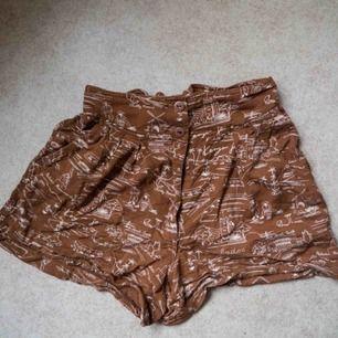 Välanvända men gott skick, superfina shorts men får inte på mig dom längre.