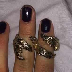 Guld ring, Aldrig använd. 20kr +frakt