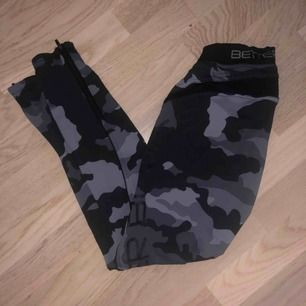 BETTER Bodies tights i superfint skick Camo
