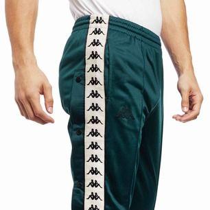 Skit snyggga gröna kappa byxor! Som helt nya då det ej är använda alls!