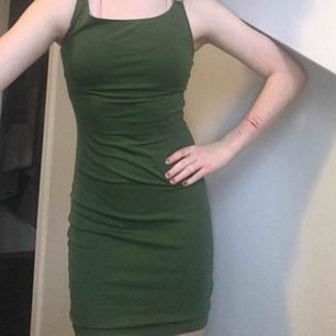 Fin klänning från newyorker i en cool grön färg 🥰