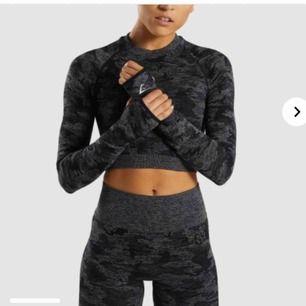 Helt ny gymshark tröja i storlek S. Den är inte använd och lappen sitter fortfarande kvar.