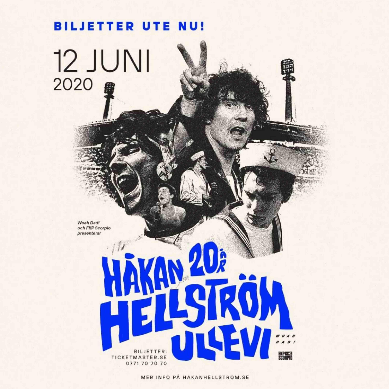 Har en biljett (ståplats) till Håkan på Ullevi den 12e juni men jag vill hellre gå den 13e, finns det någon som kan tänka sig att byta? Ståplats 12e bytes mot ståplats 13e alltså. Hör av dig via meddelande om du ar intresserad så kan vi prata!  . Övrigt.