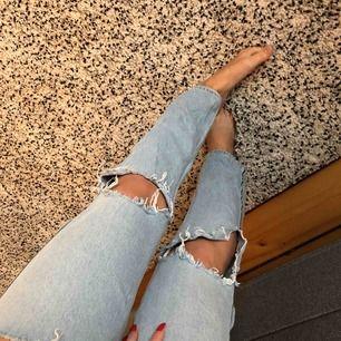 Jeans från Zara, skitsnygga och väldigt populära
