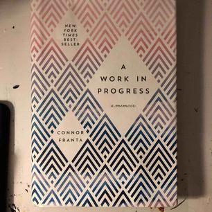 En jätte mysig bok av Connor franta