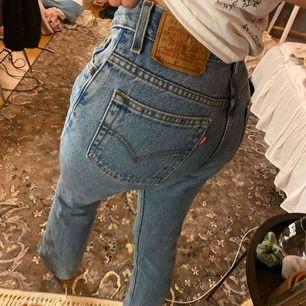 Jättesnygga Levis jeans tyvärr för stora för mig⭐️ modell 505