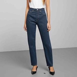 Jeans från weekday i modellen Lash. Använda ett fåtal gånger, men annars i splitternytt skick ;)
