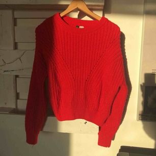 Supersöt stickad tröja från H&M
