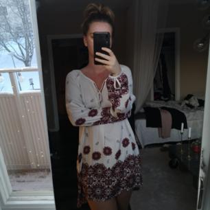 Tunika från cubus som jag har använt som klänning 100kr inklusive frakt