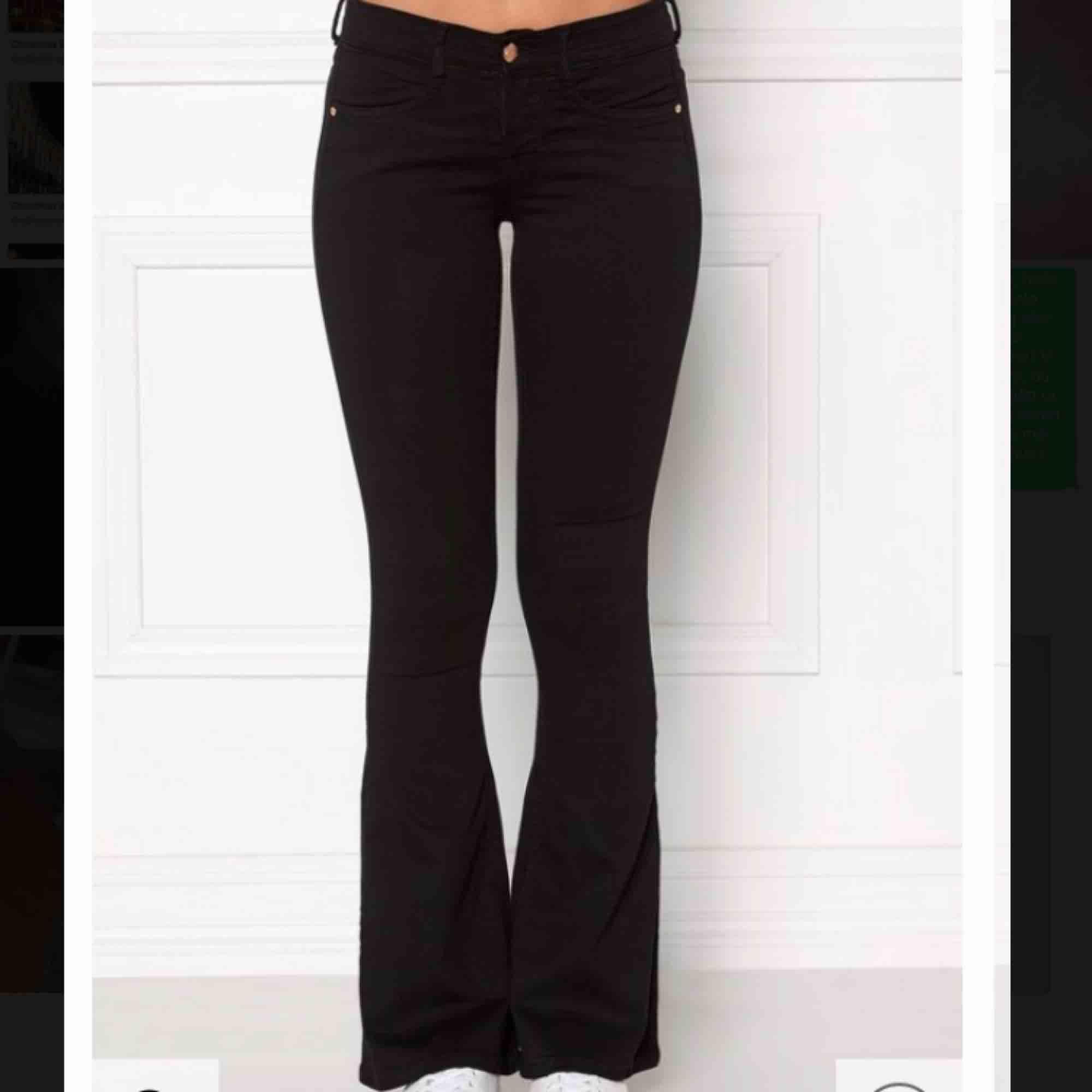 Använda 2 gånger, jätte sköna! . Jeans & Byxor.