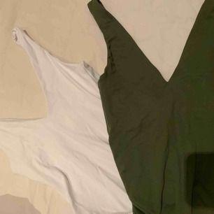 2 as snygga bodys, kan även användas som baddräkt. 100kr/stk