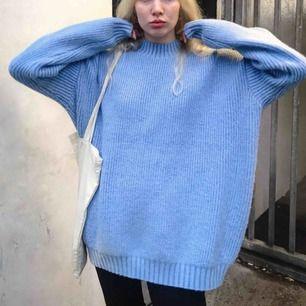 Oversized stickad tröja från Motelrocks, aldrig använd!