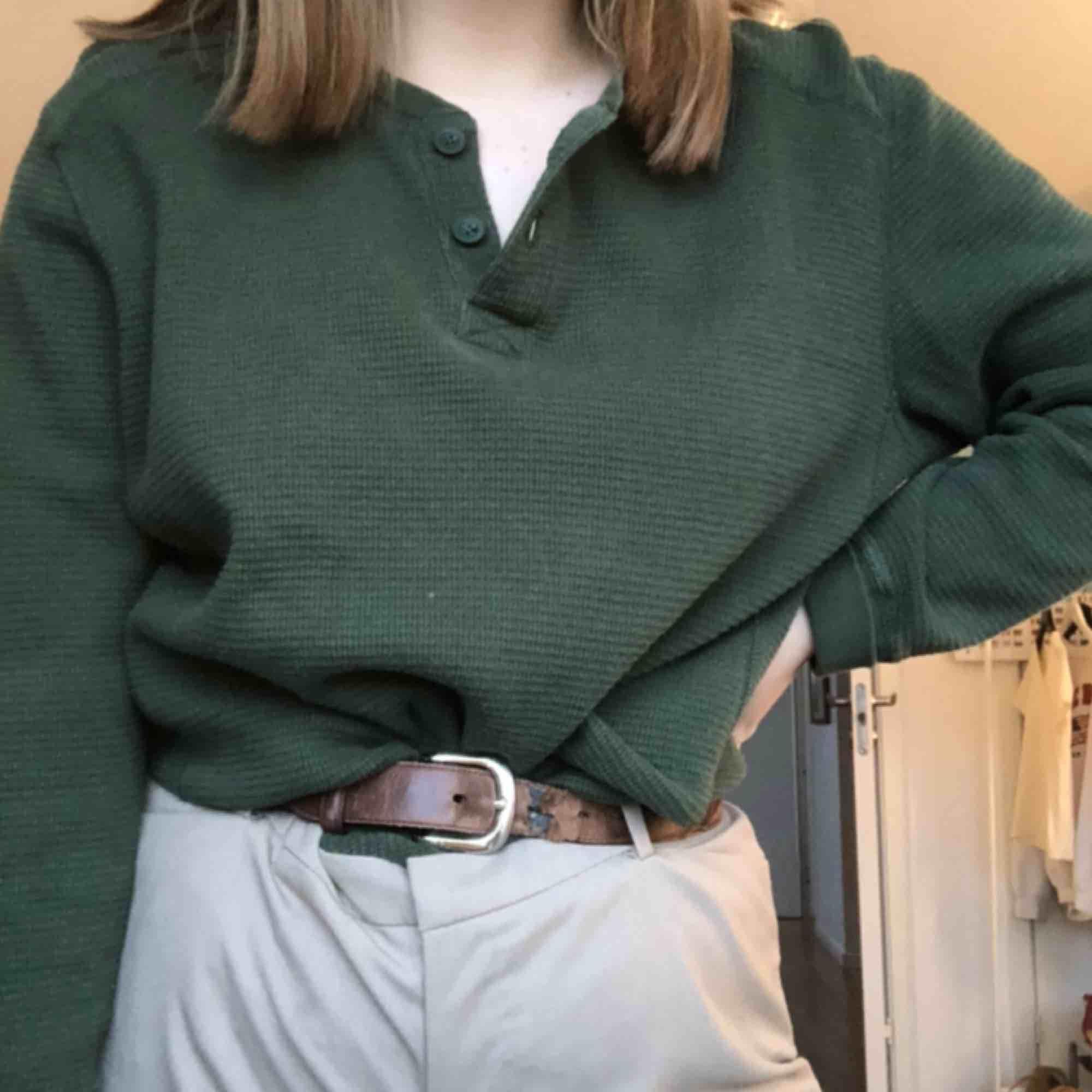 jättemysig lite oversize tröja i mansstorlek:). Tröjor & Koftor.