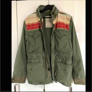 Denim & supply Ralph lauren army jacket strl S passar även M