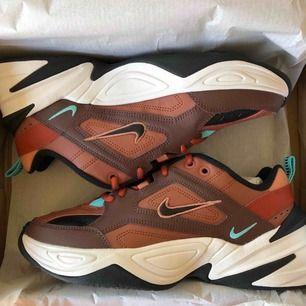 Nike tekno m2k, använda cirka 5ggr ser ut som nya!!  Frakt tillkommer😘