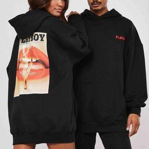 Helt nu oversize hoodie ifrån missguided. Aldrig använd pga den var för stor  400kr inklusive frakt