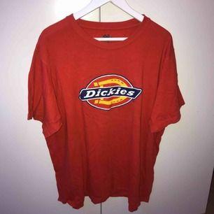 Snygg t-shirt från dickies  Begagnat skick