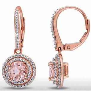 Nya 14k rosenguld plated örhängen 💎 Frakt tillkommer på 10kr 📦 Mitt pris som gäller ✅