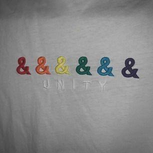 tröja från asos, märket unity. Står storlek xs men sitter som S-M