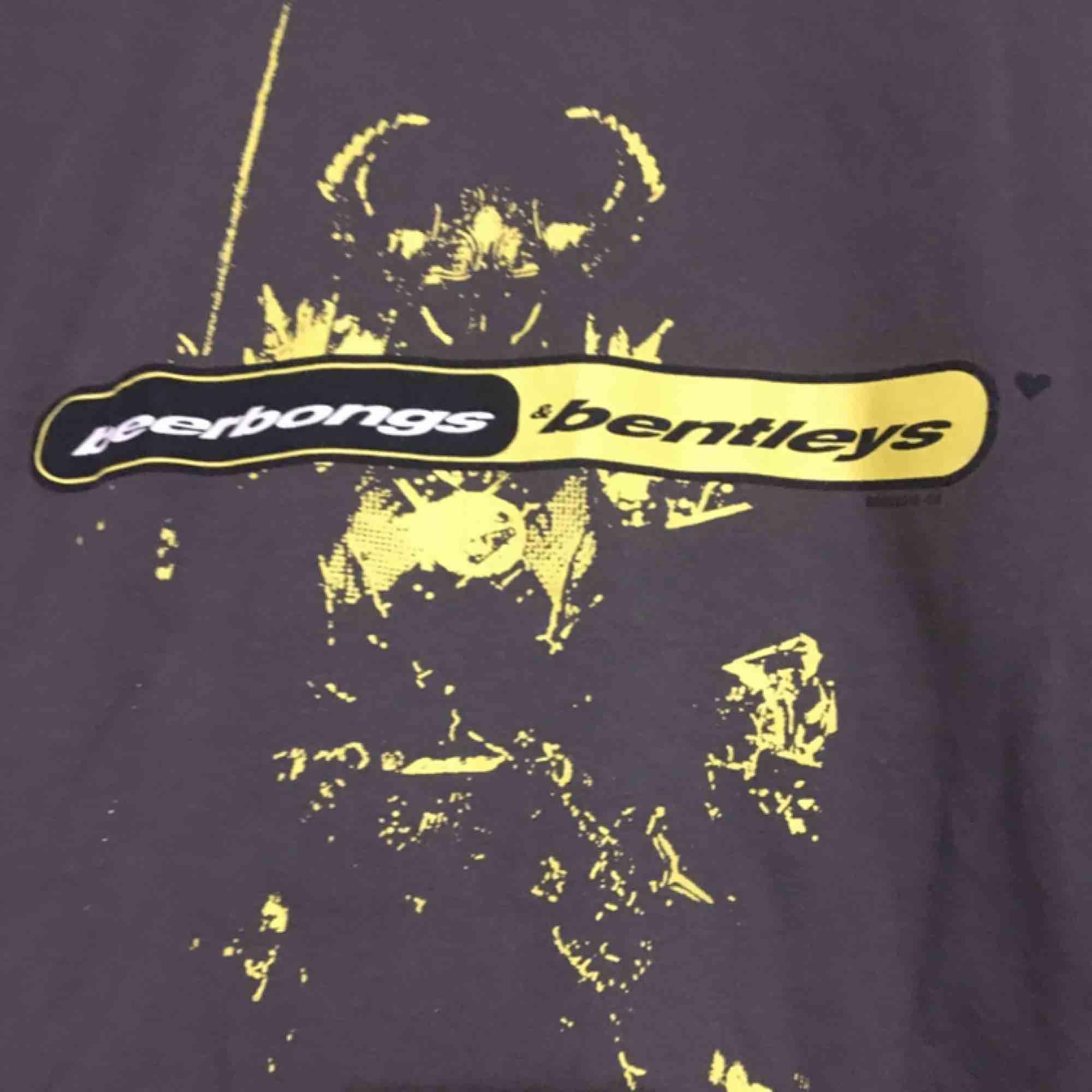 Säljer denna t-shirt som är en del av Post Malones merch. Storleken är M och den är i jätteskönt material. . T-shirts.