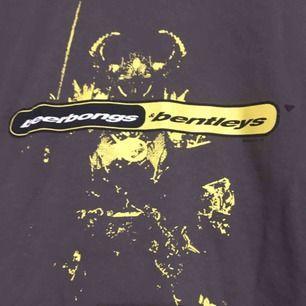 Säljer denna t-shirt som är en del av Post Malones merch. Storleken är M och den är i jätteskönt material.
