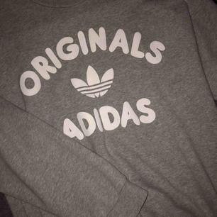 Skit snygg hoodie från adidas som är använd med i bra skick! Köpare står för frakt😇