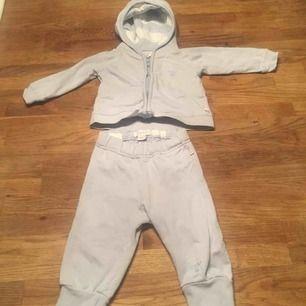 Gant byxa och hoodie
