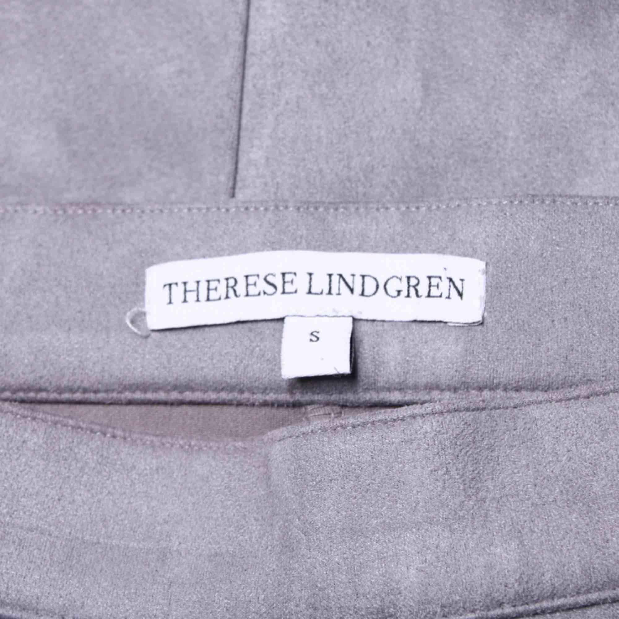 Superfina byxor från Therese Lindgren. Strl. S 200+ frakt  Kom gärna med bud. Jeans & Byxor.