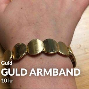 Ett gulligt armband som jag aldrig använt