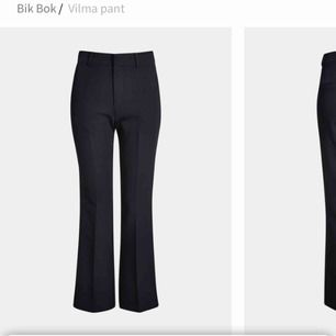De klassiska kostymbyxorna från bikbok, använda fåtal ggr! Frakt 63 kr