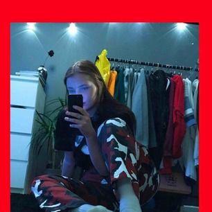 Säljer mina camo-pants i storlek M. Orginalpris:599kr! I bra skick👍🏼 köparen står för frakt