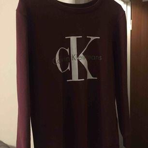 En välanvänd Ck tröja!