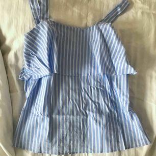 Fint linne från HM, helt oanvänt, prislapp är kvar.
