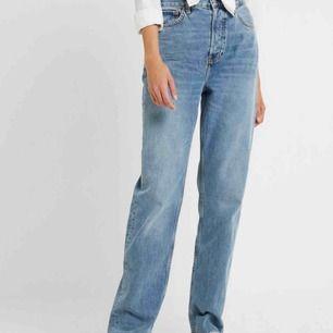 Byxor från Topshop Tall, Dad jeans. Inte använda då dom inte riktigt passar mig