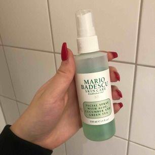 Face spray från Mario Badescu, endast testad!