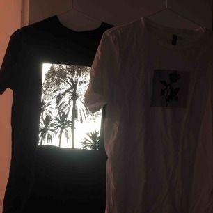 Två härliga neutrala t-shirts, båda två för 15kr!