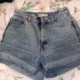 as snygga shorts från bershka. använda en sommar men tycker inte om hur de sitter på mig. kan skickas mot frakt eller mötas upp i malmö! :)