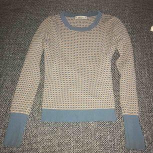 Jättefin tröja från Zara som inte finns att köpa längre!!