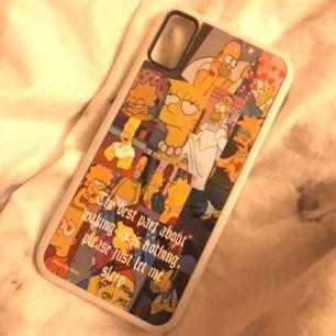 Helt oanvänt skal som min kompis gör själv💖 frakt 25kr Iphone X