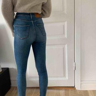 Superfina jeans som är använda ett fåtal gånger.