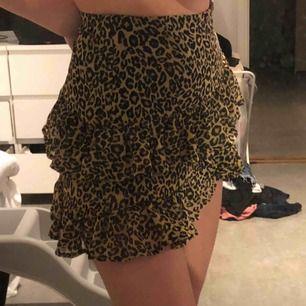 Jätte fin leopard kjol från bikbok!! 🥳🥳