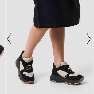Chunky sneakers från NAKD, storlek 38. Använda enstaka gång! 💜
